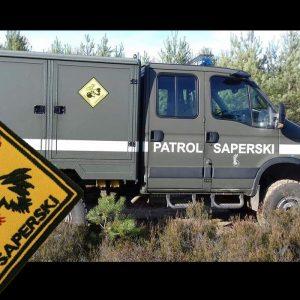 Patrol saperski Bolesławiec