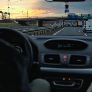 W drodze do Krakowa na spotkanie z firmą AMC