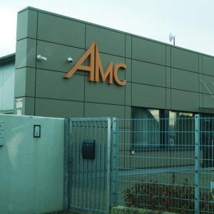 Siedziba Zakładu Robót Górniczych i Wysokościowych AMC