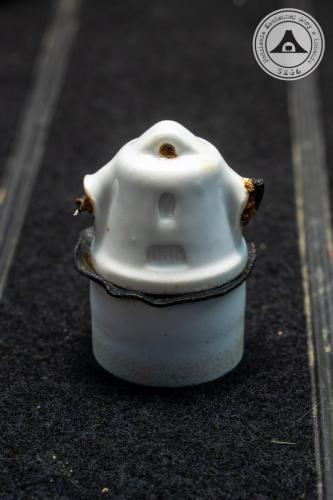 ceramiczna oprawka żarówki